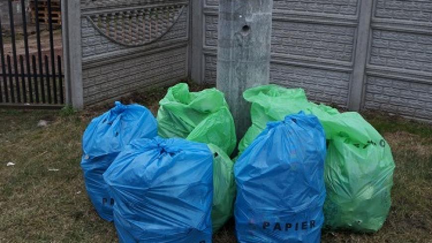 Sprzątanie wsi 2015