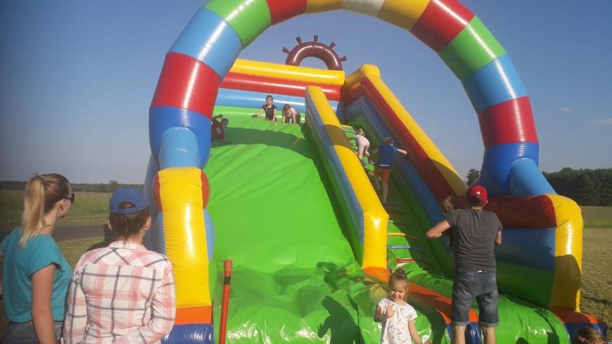 Dzień dziecka i festyn integracyjny